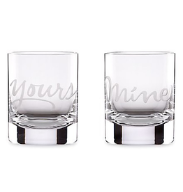 kate spade for Lenox kate spade Two of Kind DOF - Yours and Mine - Set of 2