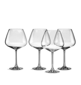 Lenox Tuscany Classics Burgundy Wine Glass - Set of 4