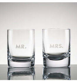 kate spade for Lenox kate spade Darling Point DOF -  Mr. and Mrs. - Set of Two