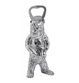 "Mariposa Bear Bottle Opener - 4""h"