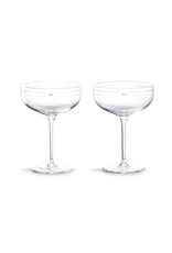 kate spade for Lenox kate spade Mr. and Mrs. Darling Point Couple Champagne Set