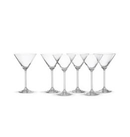 Lenox Tuscany Classics Martini Glass - Set of 6