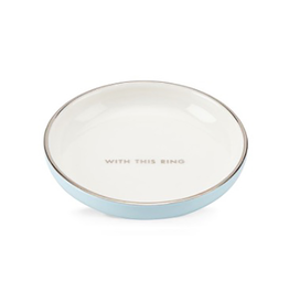 kate spade for Lenox kate spade Take The Cake Ring Dish