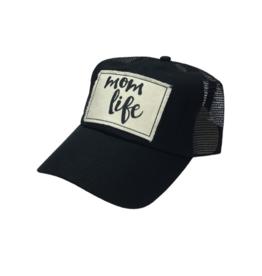 Mom Life Women's Trucker Baseball Hat