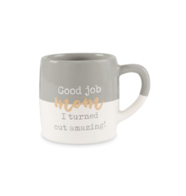 Good Job Funny Mom Mug