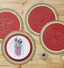 Watermelon Placemats - Set of 4