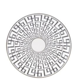 "Lenox Brian Gluckstein Darius Silver 9"" Accent Plate"