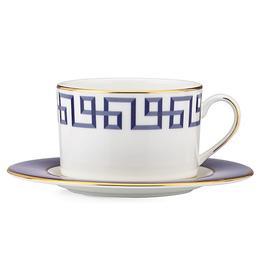 Lenox Brian Gluckstein Darius Gold Cup & Saucer