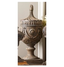 Decorative Finial w/ Antique Finish - Large