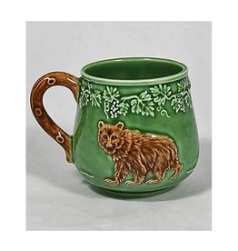 CE Corey Bordallo Bear Mug - Green