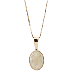 Dune Jewelry Sandrop Gold Necklace - Destin, Florida