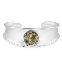 Dune Jewelry Bayview Sterling Cuff Bracelet - Sanibel Island