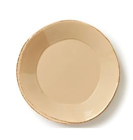 Vietri Lastra Pasta Bowl - Cappuccino