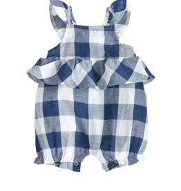 Gingham Bubble - 18 Month