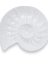 Nautilus Chip & Dip Dish Server