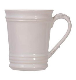 Juliska Acanthus Mug - Whitewash