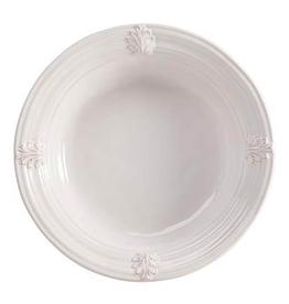 Juliska Acanthus Large Serving Bowl - Whitewash
