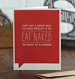 Eat Naked Card