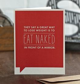 Eat Naked Card