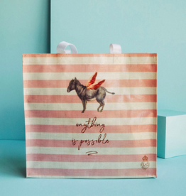 TokyoMilk Donkey Anything is Possible Market Tote