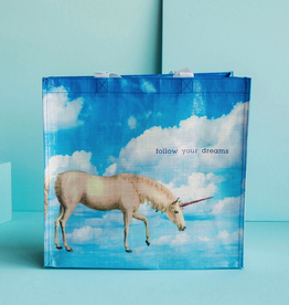 TokyoMilk Unicorn Follow Your Dreams Market Tote