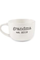 Grandma Est 2019 Mug