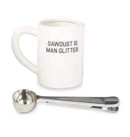 Sawdust Ceramic Mug Set