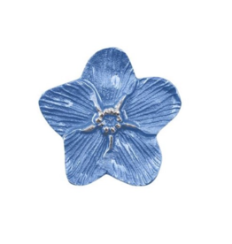 Mariposa Forget-Me-Not Charm - Blue