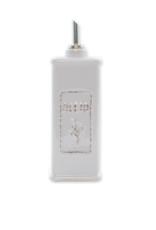 Vietri Lastra Vinegar Can - Light Gray