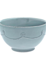 Juliska Berry and Thread Cereal/Ice Cream Bowl - Ice Blue