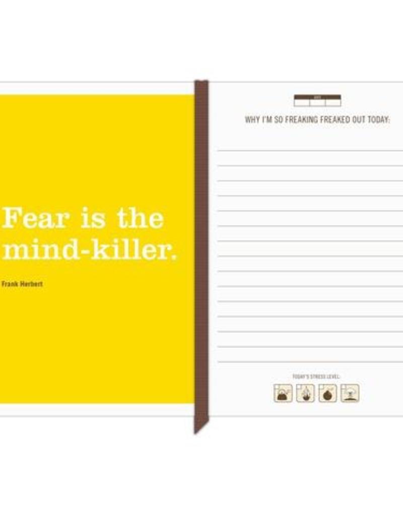 I'm So Freaking Freaked Out Mini Inner-Truth Journal