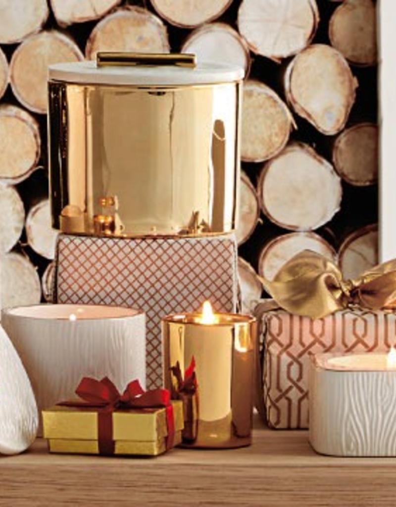 Thymes Frasier Fir Gold Votive Candle - 2 oz