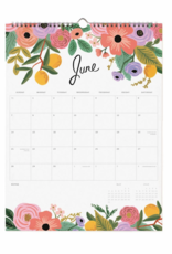 Rifle Paper 2020 Garden Blooms Appointment Calendar