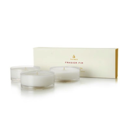 Thymes Frasier Fir Tea Light Refills - Set of 3