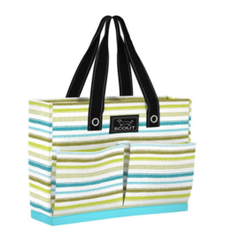 Scout by Bungalow Uptown Girl Pocket Tote Bag - Lake Lively