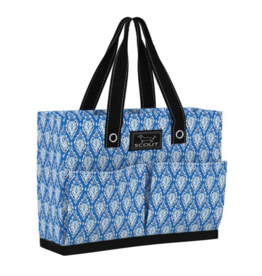 Scout by Bungalow Uptown Girl Pocket Tote Bag - Shameless Fleurt