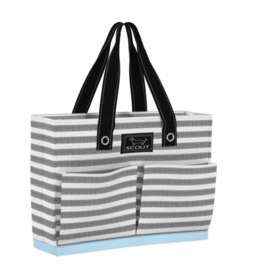 Scout by Bungalow Uptown Girl Pocket Tote Bag - Oxford News