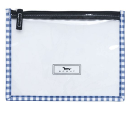 Scout by Bungalow Sheer Madness Pouch - Brooklyn Checkham