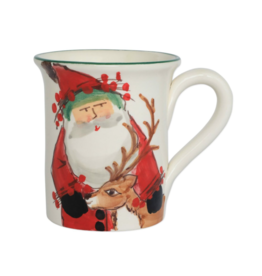 Vietri Old St. Nick 2019 Limited Edition Mug