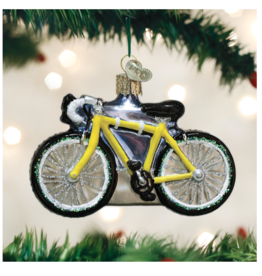 Old World Christmas Road Bike Ornament