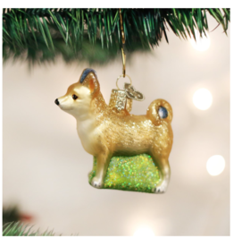 Old World Christmas Chihuahua Ornament