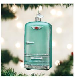 Old World Christmas Retro Fridge Ornament