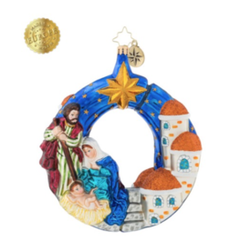 Christopher Radko The North Star Ornament