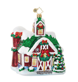 Christopher Radko Farm Fiesta Ornament