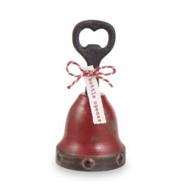 Red Bell Bottle Opener