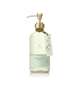 Thymes Fresh-Cut Basil Large Hand Wash