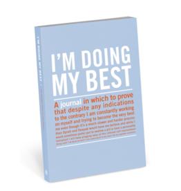 I'm Doing My Best Mini Inner-Truth Journal