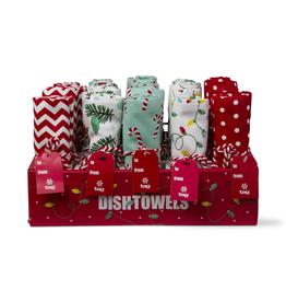 Jingle Dishtowel - Assorted Designs