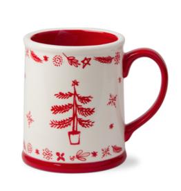 Making Spirits Bright Tree Mug