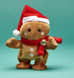 Festive Walking Gingerbread